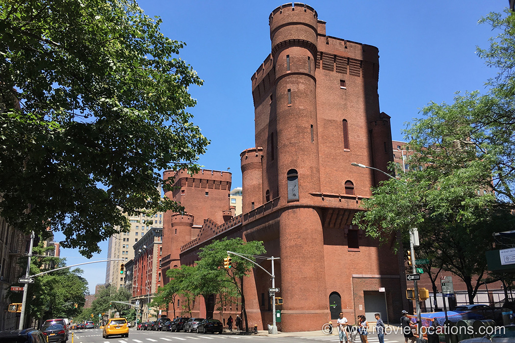 The Fisher King Film Locations