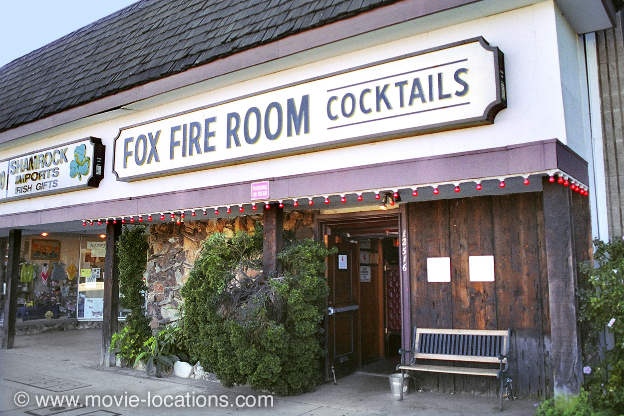 Fox Fire Room, Magnolia Boulevard