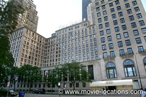 Film locations for my best friend 39 s wedding 1997 for Best hotel location in chicago