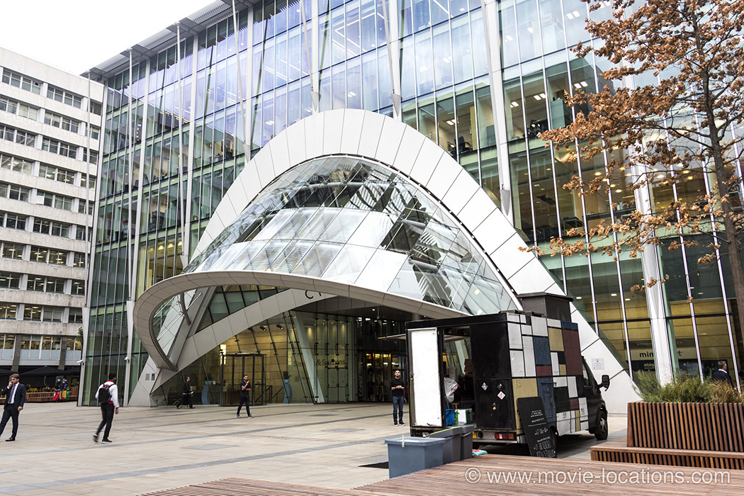 CityPoint Building, City of London