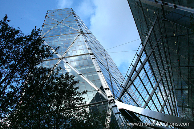 Broadgate Tower, Bishopsgate