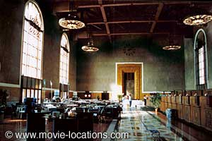 Film Locations For Catch Me If You Can 2002