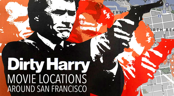 Link to Dirty Harry film locations