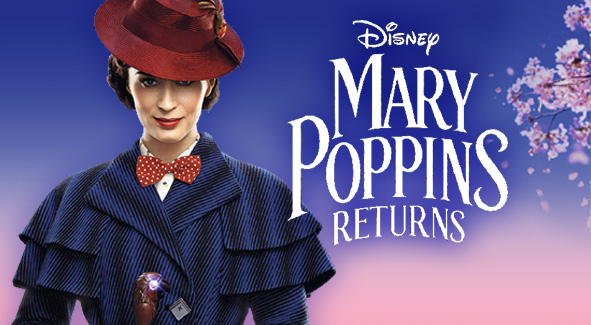 Link to Mary Poppins Returns film locations