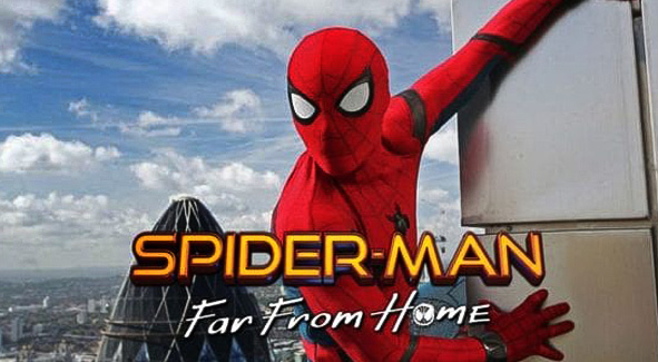Link to Spider-Man: Far From Home film locations