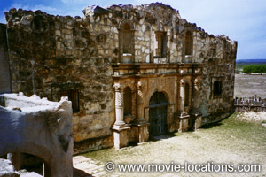 Film locations for The Alamo (1960)