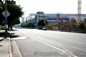 Collateral Film Locations