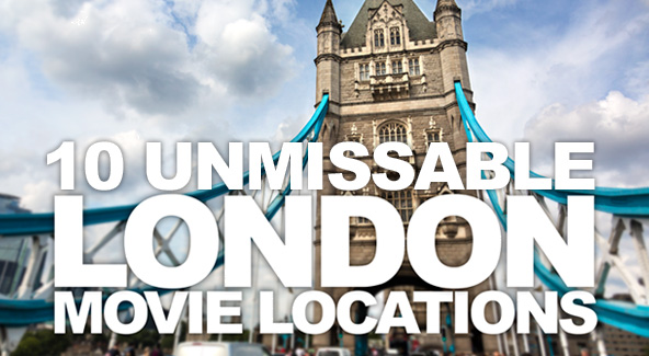 Link to London film locations feature